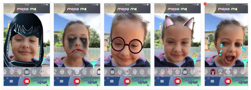 Face Tracking SDK - MoodMe
