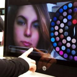 fashion makeup mirror