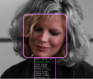 face analytics woman